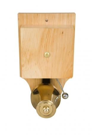 retro provedení domovního zvonku