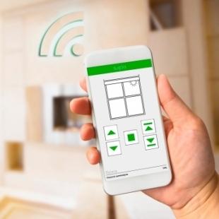 Wi-Fi přijímač jednokanálový do krabice ROW-01