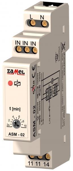Schodišťový automat ASM-02