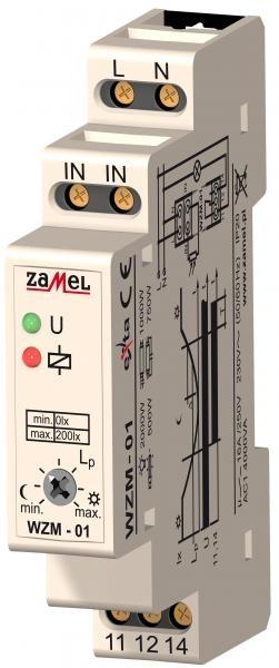 Soumrakový spínač WZM-01