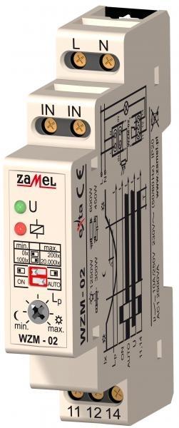 Soumrakový spínač WZM-02