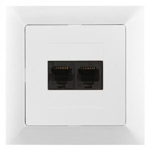 Datová  zásuvka 2x8 pin