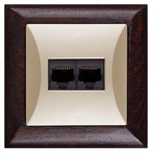 Zásuvka počítačová 2x8 pin