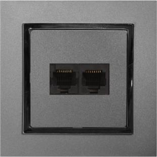 Počítačová zásuvka 2x8 pin