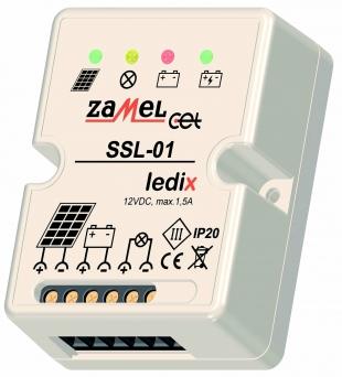 Solární ovládač SSL-01