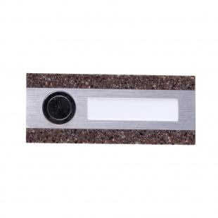 Zvonkové tlačítko jednoduché PDK-250