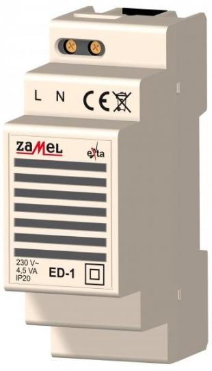 Ovládací a signalizační modul ED-1