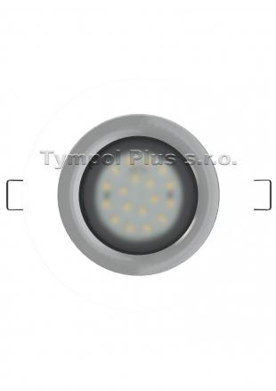 LED svítidlo 24 V DC bez rámečku