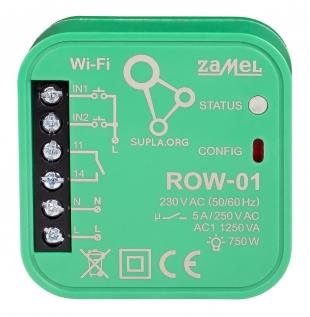Wi-Fi přijímač jednokanálový ROW-01