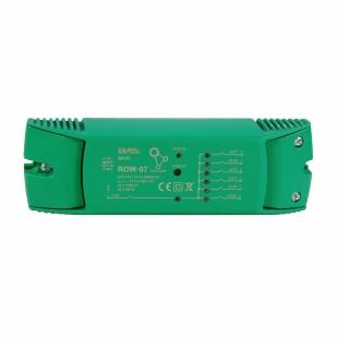 Wi-Fi přijímač na omítku 7-kanálový ROW-07