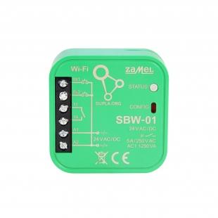 Wi-Fi ovládač brány SBW-01 dvousměrný