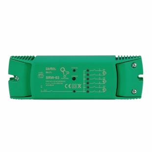 Wi-Fi ovládač rolet 3 rolety + 1 kanál SRW-03