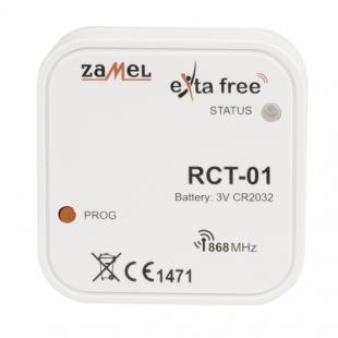 Rádiové čidlo teploty RCT-01