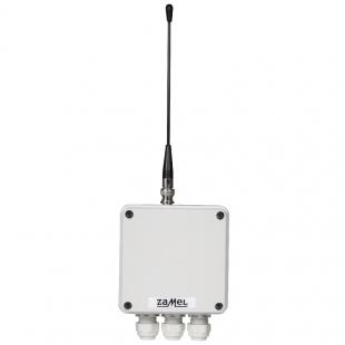 Rádiový síťový vypínač dvoukanálový..