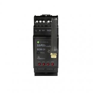Rádiový přijímač 4-kanálový modulový ROM-24