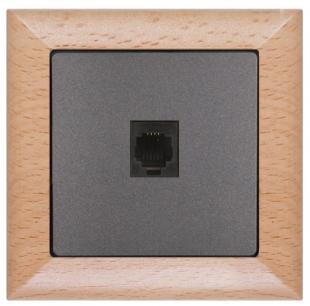 Datová zásuvka 4 pin