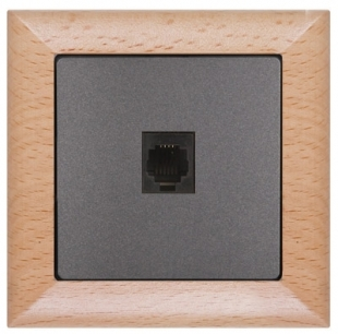 Datová zásuvka 6 pin