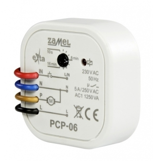 Časové relé PCP-06