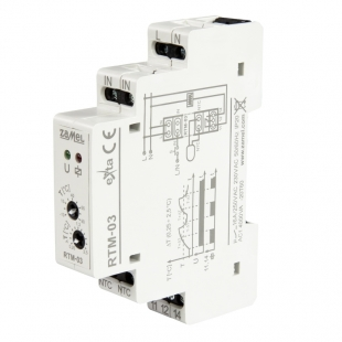 Teplotní regulátor RTM-03