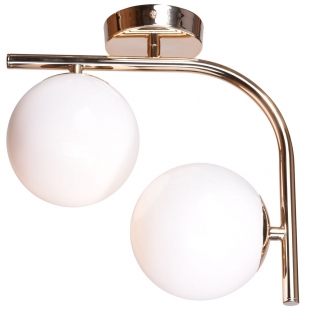 Stropní svítidlo Selva 2 žárovky