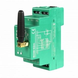Wi-Fi přijímač dvoukanálový ROW-02M