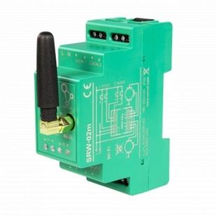 Wi-Fi ovládač rolet 2-modulový SRW-02M