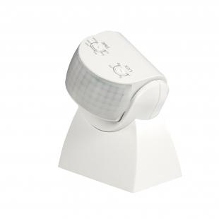 Detektor pohybu PIR, 180 st., IP65 pro instalaci na povrch MCR-09