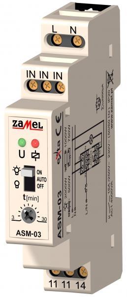 Schodišťový automat ASM-03