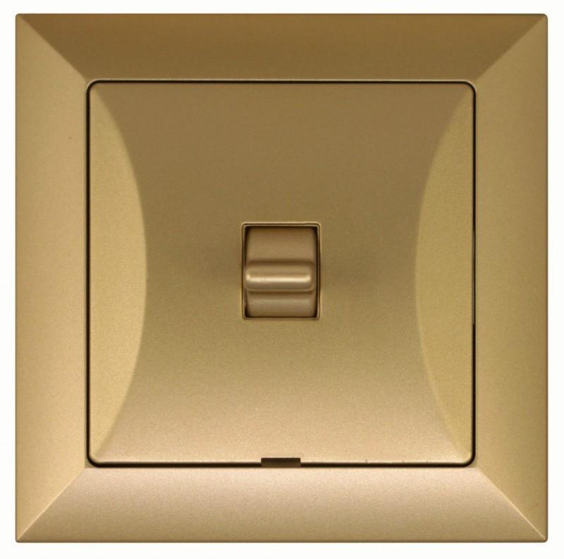 Tlačítkový ovládač - ventilátor