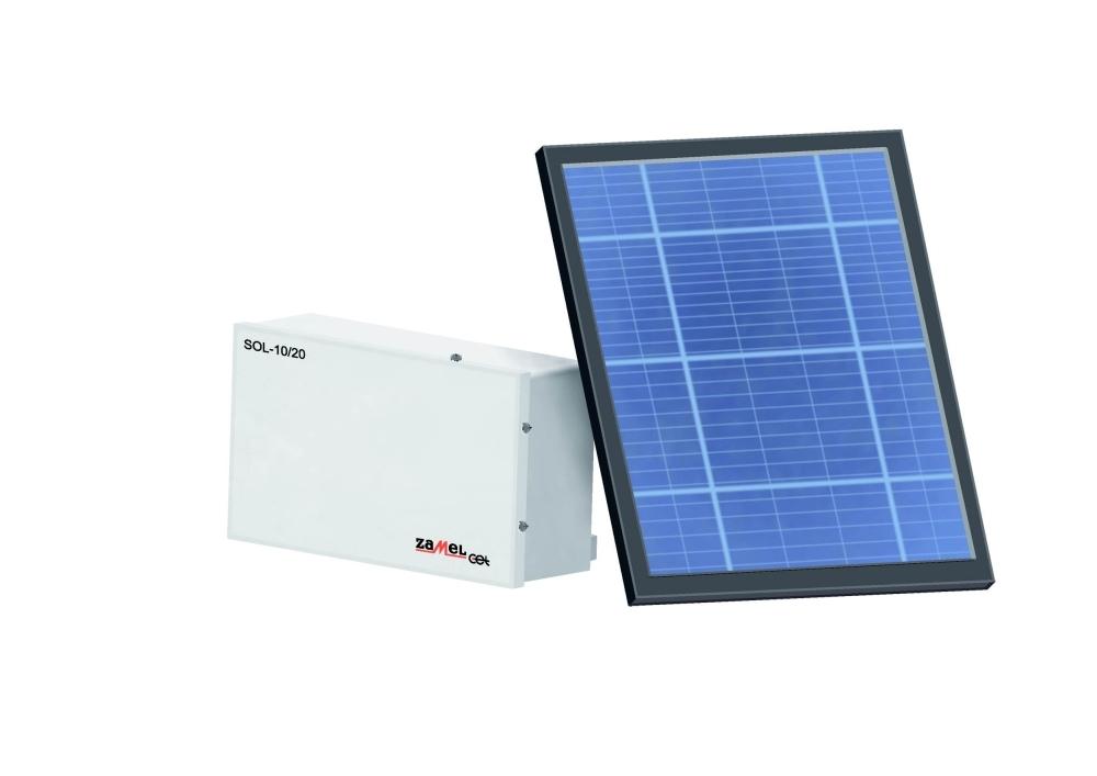 Sada solárního napájení SOL-10